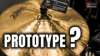 New Zildjian K Con Bounce Overhammered Ride Cymbal | Cymbals Demo