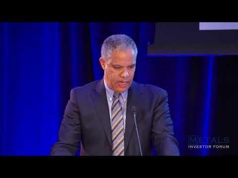 Metals Investor Forum, January 2018: New Pacific Metals (Gordon Neal)