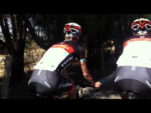 Radioshack Leopard Trek at Tour Down Under 2013