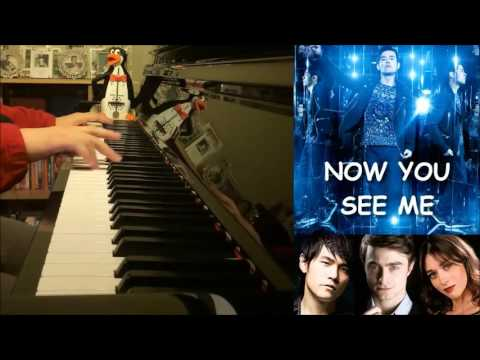 周杰倫 Jay Chou - Now You See Me (Piano Cover by Amosdoll)