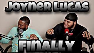 JOYNER LUCAS - Finally (feat. Chris Brown) (REACTION)