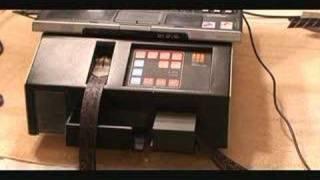 DSI NC2400 Paper Tape  Punch/Reader Duplicator