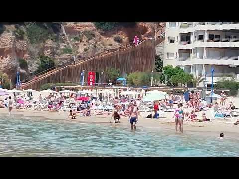 Обзор пляжей часть 2. Пляж Капельянс дополнительное видео
