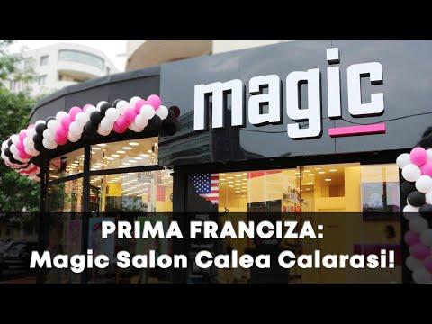 Franciza magic salon
