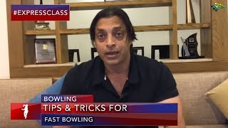 Tips & Tricks for Fast Bowling by Shoaib Akhtar | Impact Fast Bowlers in World Cup 2019