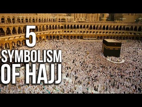 The Mystery of Hajj (Muslim pilgrimage to Mecca) || Secrets