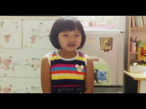 Bé Ngọc Mỹ ( duongngocmy googlesite ) hát
