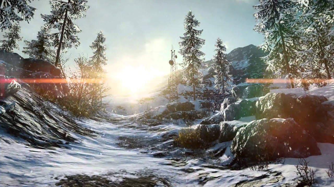 3d Action Wallpaper Hd Battlefield 4 Final Stand Official Reveal Trailer En