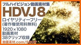 フルハイビジョン動画素材集【HDVJ8】サンプル【動画素材.com/ショップ】 フルハイビジョン 検索動画 25