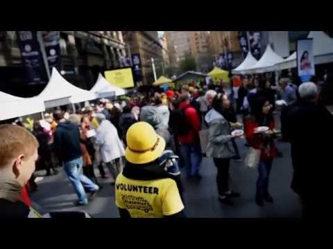 OzHarvest presents Think.Eat.Save partnered with UNEP & UN FAO