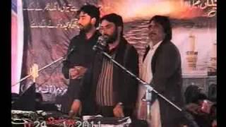 vuclip Zakireen: Najam Shah, Waseem Baloch & Liaqat Theem (Shahdat Ali Akber a.s) Dohm Syedan