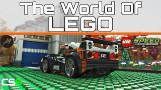 The World Of LEGO - Forza Horizon 4