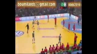 algrie vs tunisie 25 21 l algrie champion d afrique 2014 the last 5 minutes
