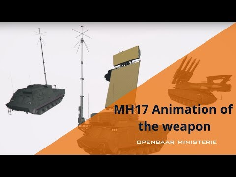 1. Animation: The weapon (Presentation JIT MH17 28-09-2016)