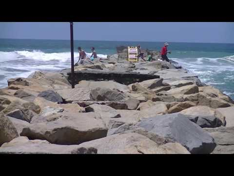 Maxed Out Waves at the Oceanside Harbor on June 16th, 2016