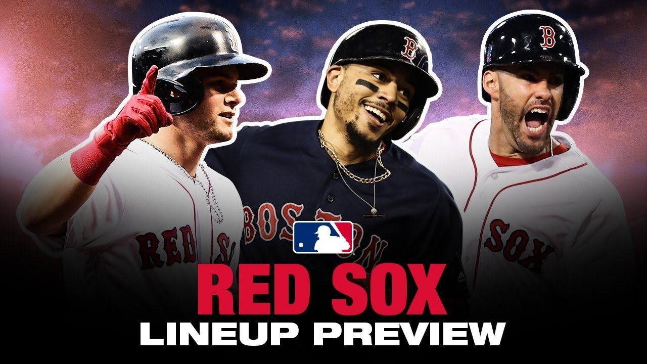 Red Sox at Padres Lineups: Running it back