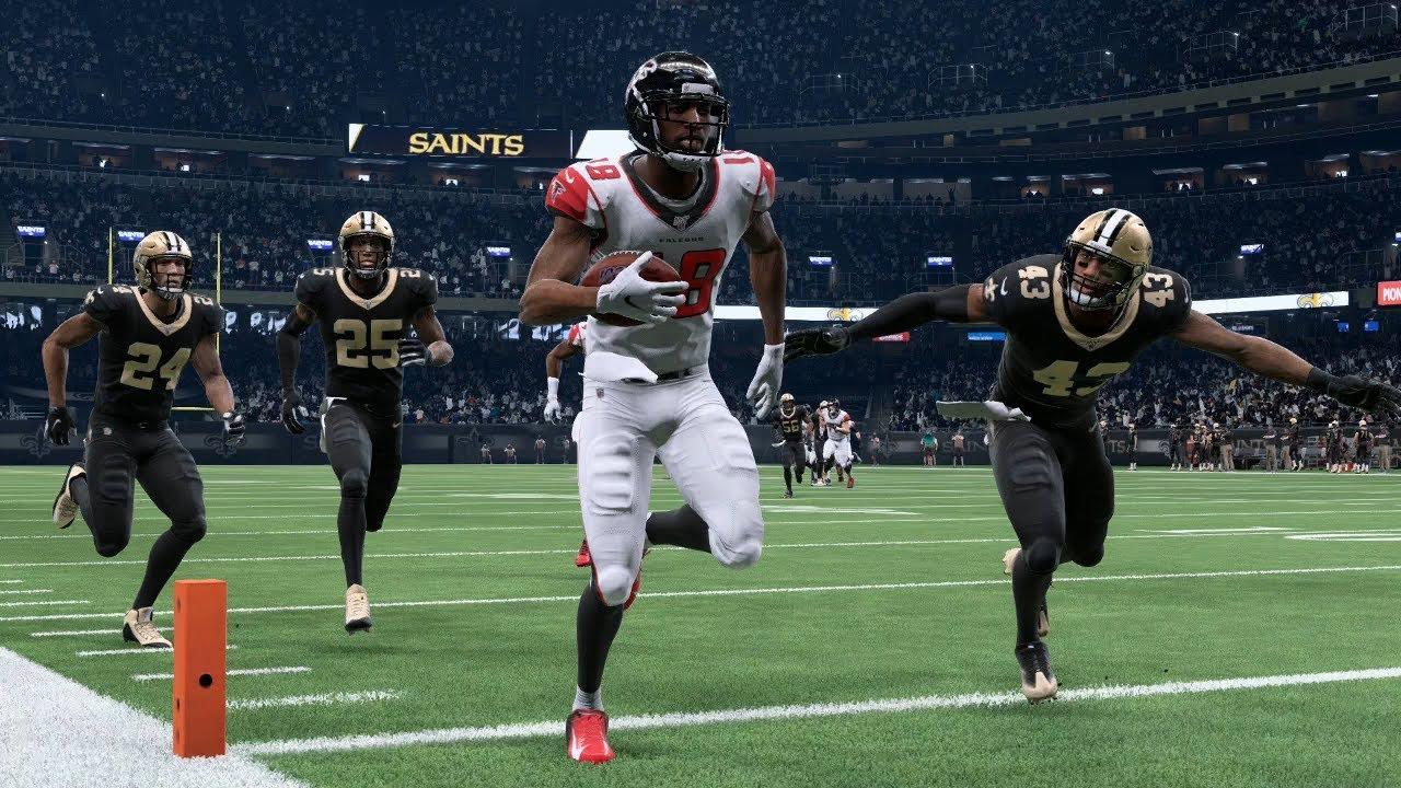 New Orleans Saints vs Atlanta Falcons: Live score updates, TV ...