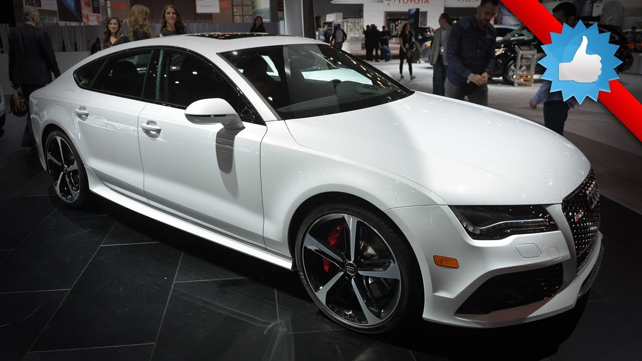 2015 audi rs7 dynamic edition new york 2014 youtube. Black Bedroom Furniture Sets. Home Design Ideas