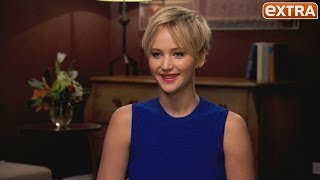 Jennifer Lawrence on the Origin of