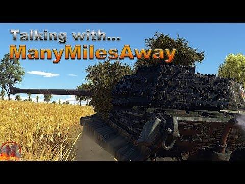 WT || Rambling w/ ManyMilesAway - About German Tank Mobility thumbnail