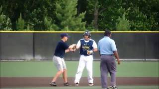 Noah Braddy Highlights 2018 Baseball (perfect game lakepoint)