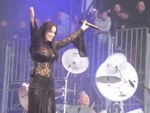 Tarja - Deliverance Summer Breeze 2014 (in the rain)^^