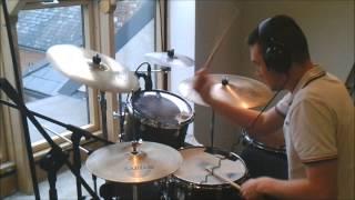 Arctic Monkeys - Old Yellow Bricks(Drum Cover)