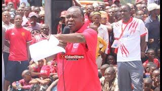 Alichokisema Mwina Kaduguda Kwenye Uwanja Mpya Wa Simba Bunju Complex