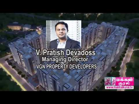 A Special Interview with V.G.N Property Developers V.Prathish Devdas