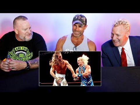 Shawn Michaels, Jeff Jarrett and Road Dogg watch an Intercontinental Title classic: WWE Playback