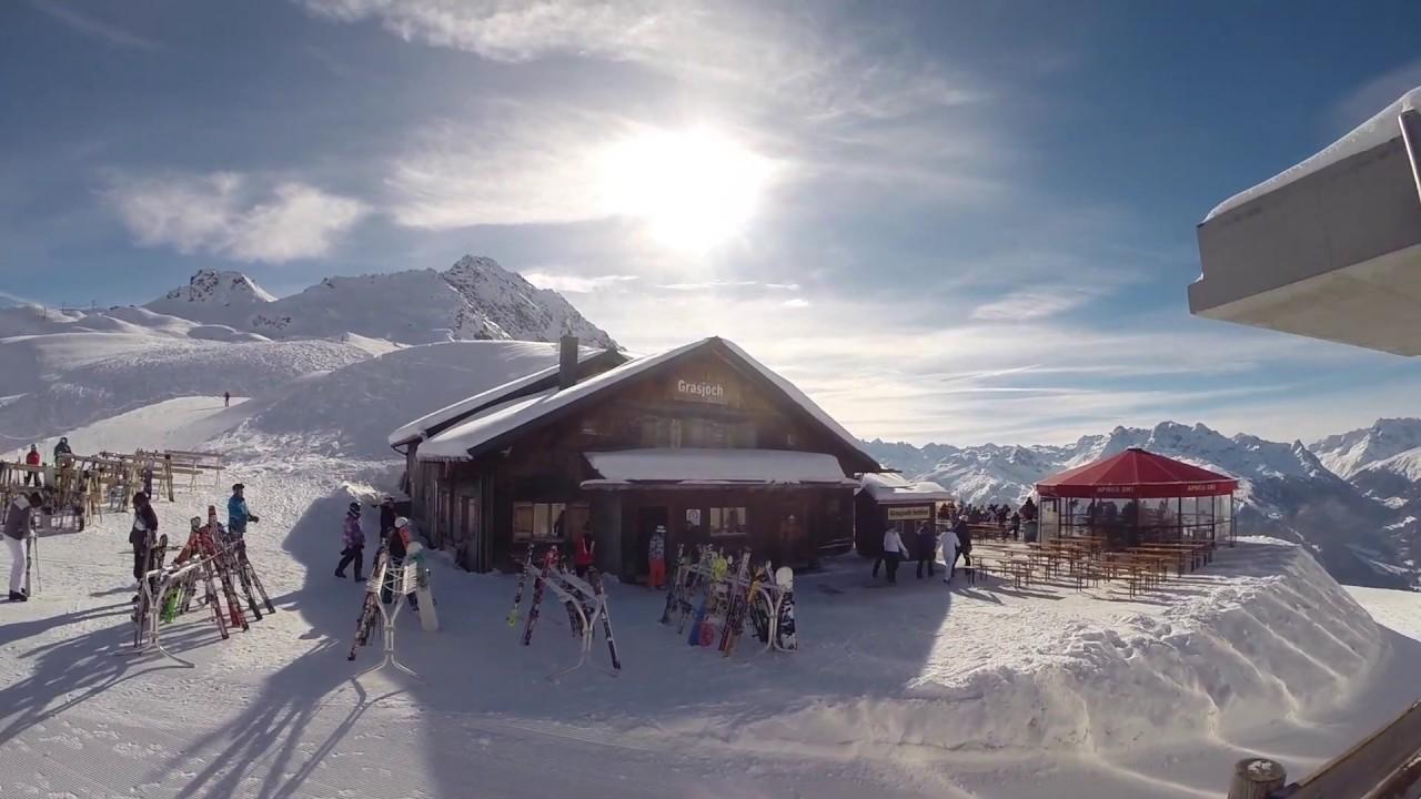 Ski Trip 2017 Montafon Schruns Youtube
