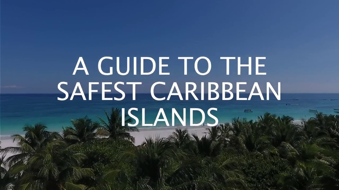The safest Caribbean islands | Top Villas on map of florida best beaches, map of the virgin islands best beaches, map of wales best beaches,