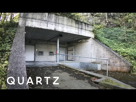 360: The secret Swiss bitcoin storage vault