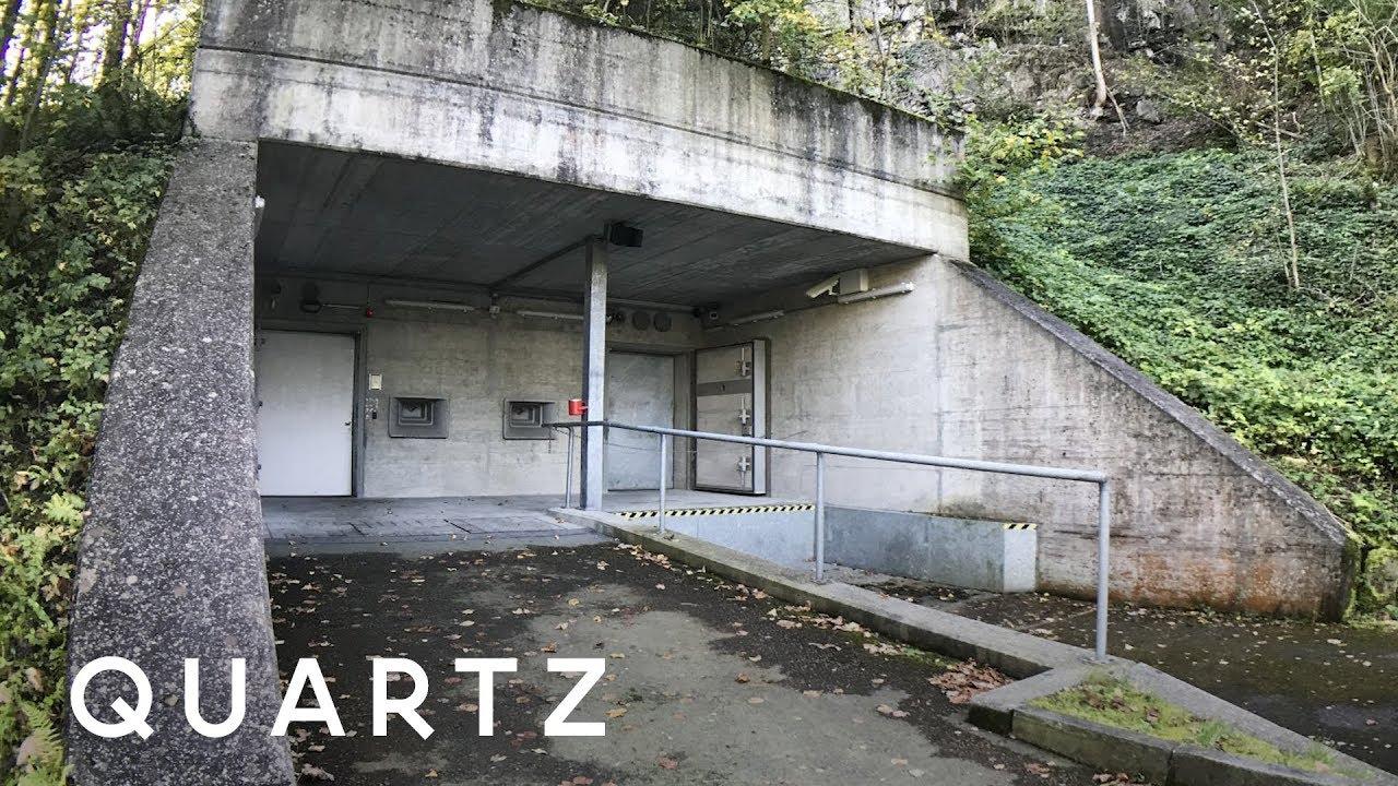 Xapo's Swiss mountain bitcoin vault in photos — Quartz