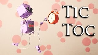 Tic Toc A Stop motion Animation by Guldies