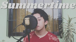 Gambar cover Summertime - Cinnamons X Evening Cinema (Cover)