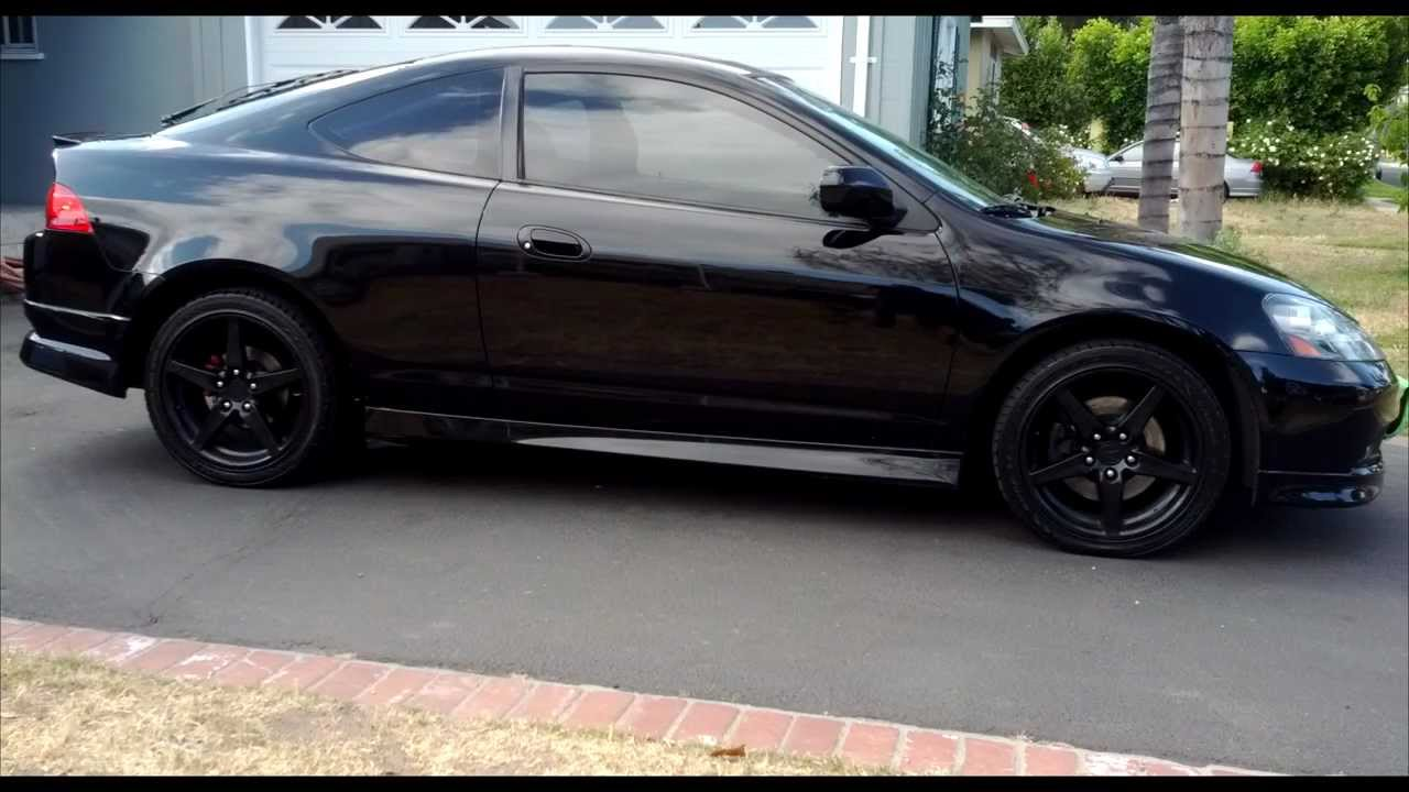 RSX Type S Update MAY YouTube - 2002 acura rsx lowering springs