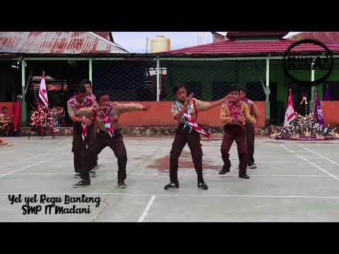 Yel yel Regu Banteng SMP IT Madani #lt1itmadani