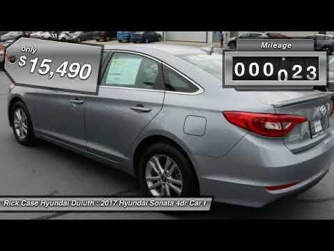 2017 Hyundai Sonata Y492209 Youtube
