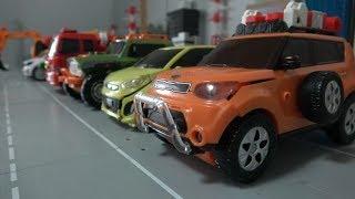 Tobot 7 Transformer Robot Toys 또봇 7대 로봇 장난감 변신