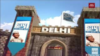 So sorry India today group  Delhi election fight