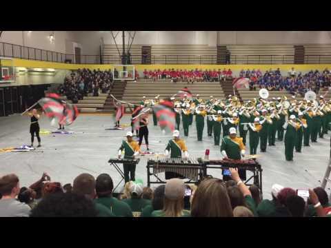 5 - ( 9 - 17 - 2016 ) Gallatin HS @ Hendersonville TN ~ Competition