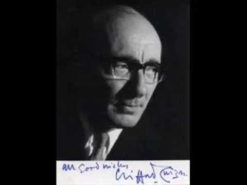 Clifford Curzon plays Brahms Sonata No. 3 in F minor Op. 5