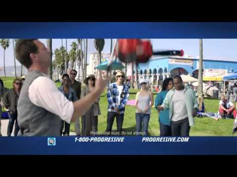 Progressive Name Your Price Commercial