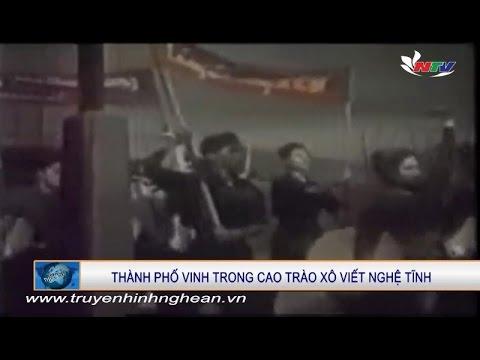 Thành phố Vinh trong cao trào Xô Viết Nghệ Tĩnh