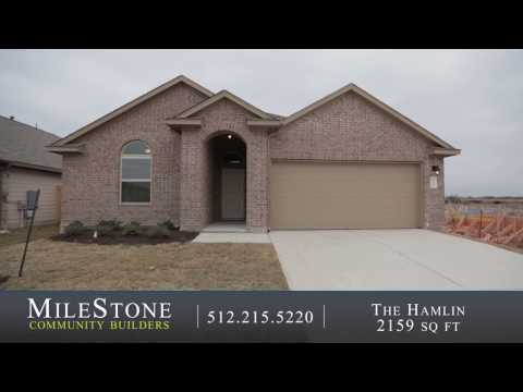 Home Tour: The Hamlin (Milestone Community Builders)