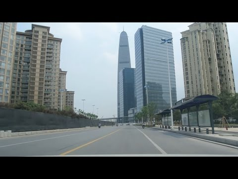 20170520_Driving in Suzhou Industrial Park (SIP)