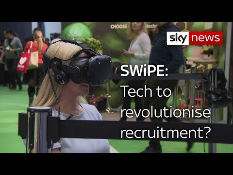 Swipe: Recruitment of the future & a 'magic table' for dementia patients