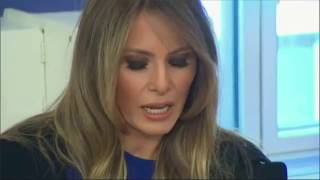 Melania Trump receives settlement for false article