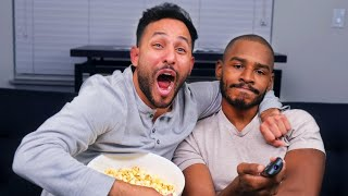 Showing Your Friend a Movie | Anwar Jibawi
